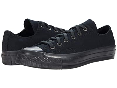 Converse Chuck 70 OX (Black/Almost Black/Black) Athletic Shoes