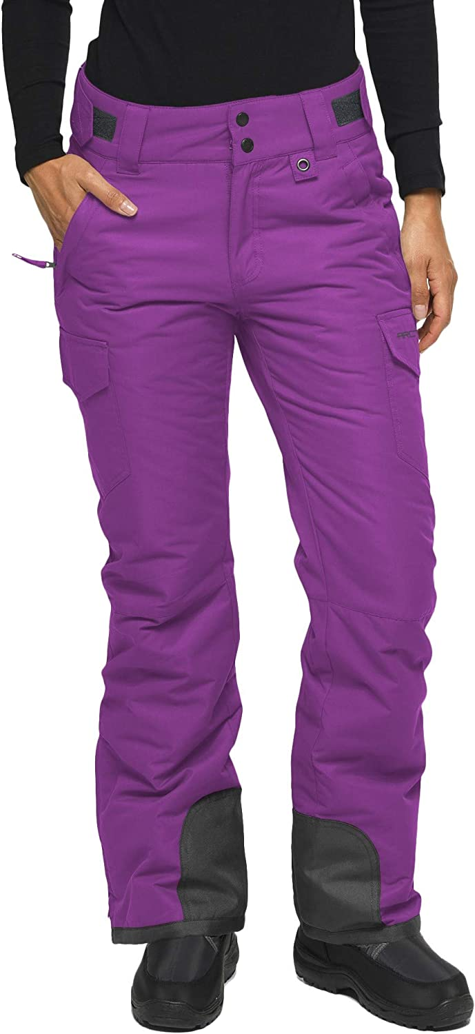 Arctix Womens Snow Sports Insulated Pants Cargo Baltimore Mall OFFicial mail order