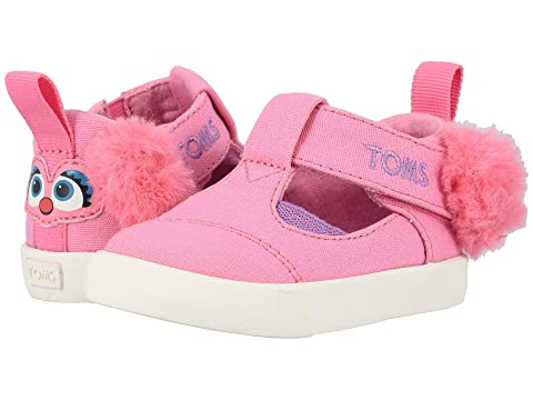 e144b392f69 TOMS Kids Sesame Street® Joon (Infant Toddler) at Zappos.com