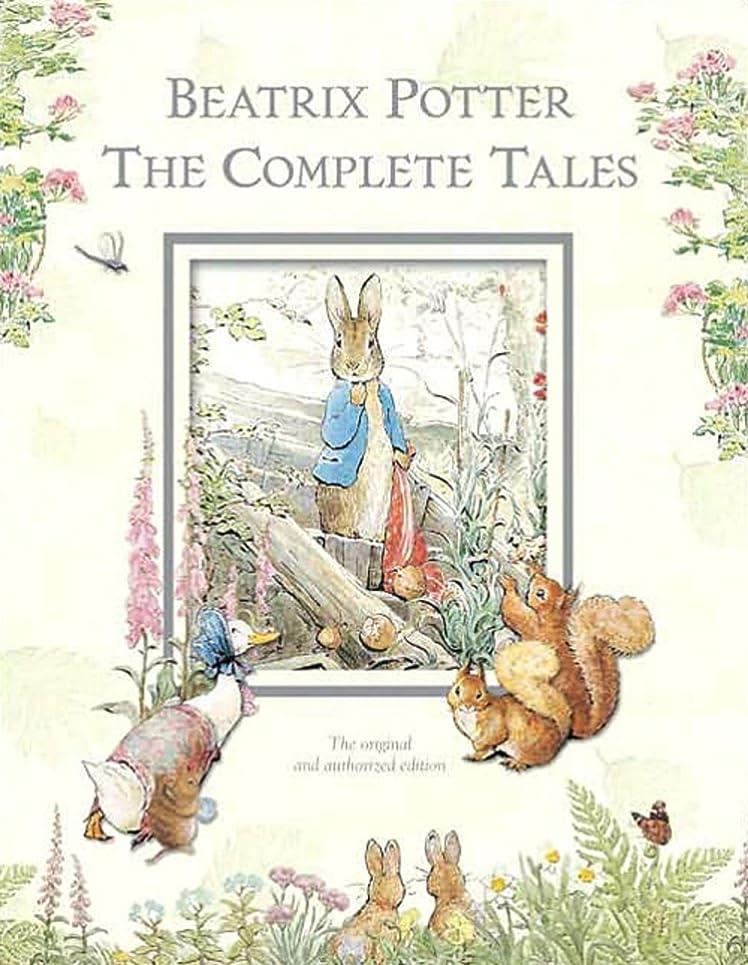社説教えるハーブBeatrix Potter The Complete Tales (Peter Rabbit): 22 other books, over 650 Illustrations, and the Audiobook of the Great Big Treasury of Beatrix Potter (English Edition)