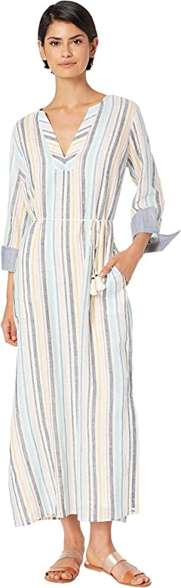 Playa Stripe Caftan