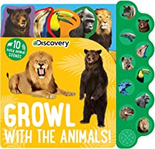 Discovery: Growl with the Animals! (10-Button Sound Books)