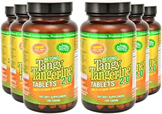 BTT 2.0 Tablets - 120 Tablets - 6 Pack