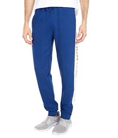 Nautica Competition Fleece Joggers (Navy) Men