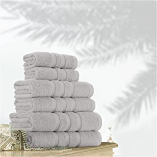 GC GAVENO CAVAILIA Premium 100% Combed Cotton Bath Sheets Set, Super Soft and Highly Absorbent Bathroom Towels, Zero Twis...