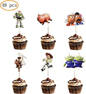 Best toy story edible cupcake toppers Reviews