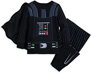 Star Wars Darth Vader Costume PJ PALS for Baby Size 9-12 MO Multi