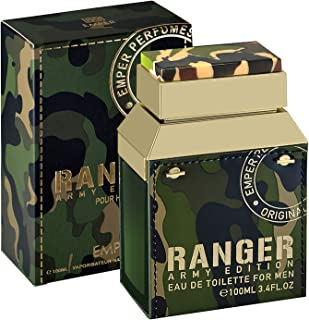 Ranger Armi Edition by Emper for Men - Eau de Toilette, 100ml