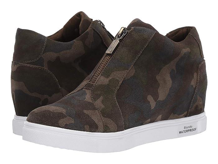 Blondo  Glenda Waterproof (Camoflage) Womens Shoes