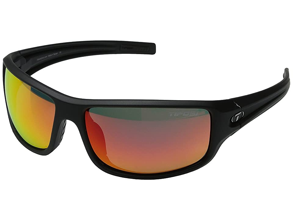 Tifosi Optics Bronx (Matte Black) Sport Sunglasses
