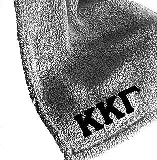 M&D Sorority Gifts Kappa Kappa Gamma Sherpa Blanket (Stitched Greek Letters) Recommended Kappa Kappa Gamma Gift
