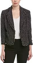 Anne Klein Women's Patch Pocket Collar Jacket