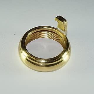 trombone slide lock ring