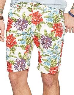 RALPH LAUREN Denim & Supply Men's Floral-Print Chino Shorts