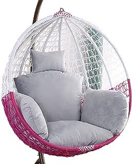Swing Egg Chair Cushion Washable Hanging Egg Chair Cushion Replacementlarge Thick Hanging Chair Cushion Indoor Outdoor Gar...