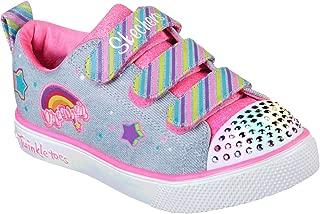 Skechers Kids' Twinkle Breeze 2.0-Dazzle Dre Sneaker