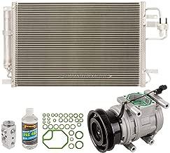 For Kia Sportage Hyundai Tucson AC Compressor w/A/C Condenser Repair Kit - BuyAutoParts 60-80736R6 New