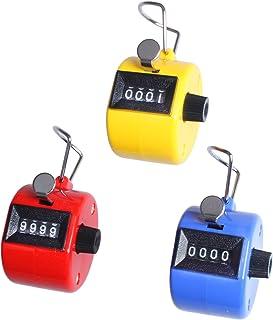 3 Abs contador manual 4 dígitos grandes números de Buda