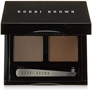 Bobbi Brown Brow Kit - 2 Saddle/Mahogany for Women - 0.1 oz