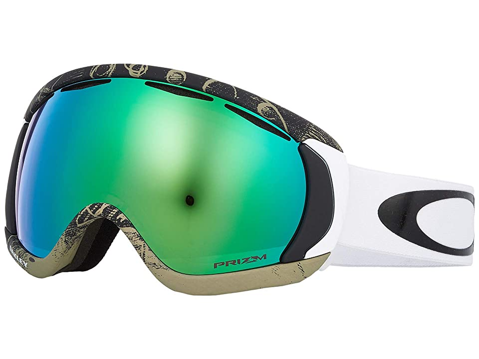 Oakley Canopy (Turntable Green w/ Prizm Jade Iridium) Snow Goggles