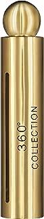 Perry Ellis Fragrances 360 Collection for Women Eau de Parfum Spray, Gold, 1.7 Fluid Ounce