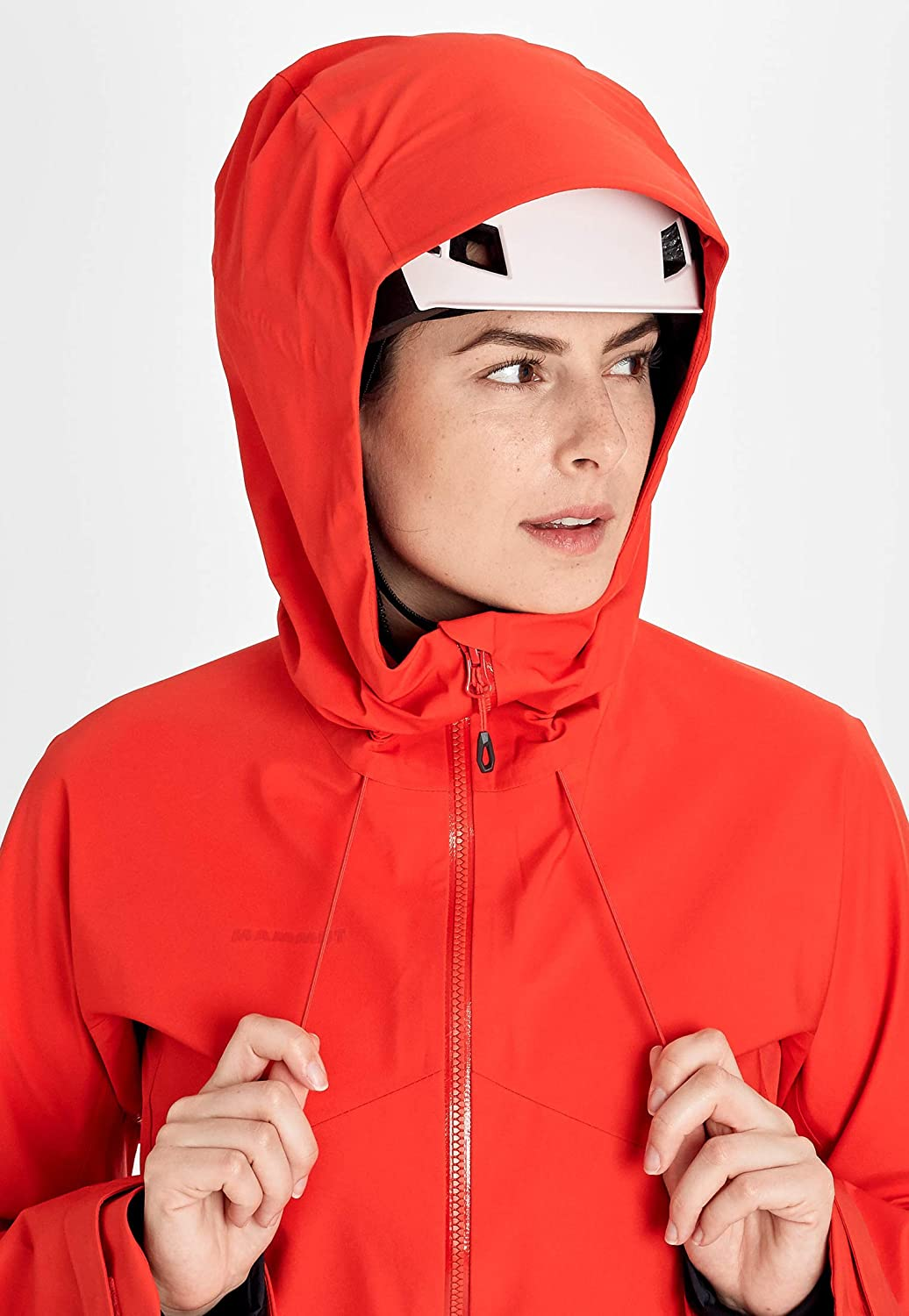 Mammut Chaqueta con Capucha Crater HS Giacca Donna