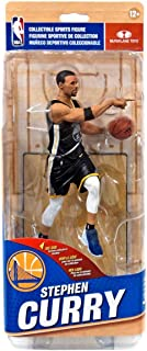 McFarlane Toys Nba Series 32 Stephen Curry Golden State Warriors Bronze Level Black