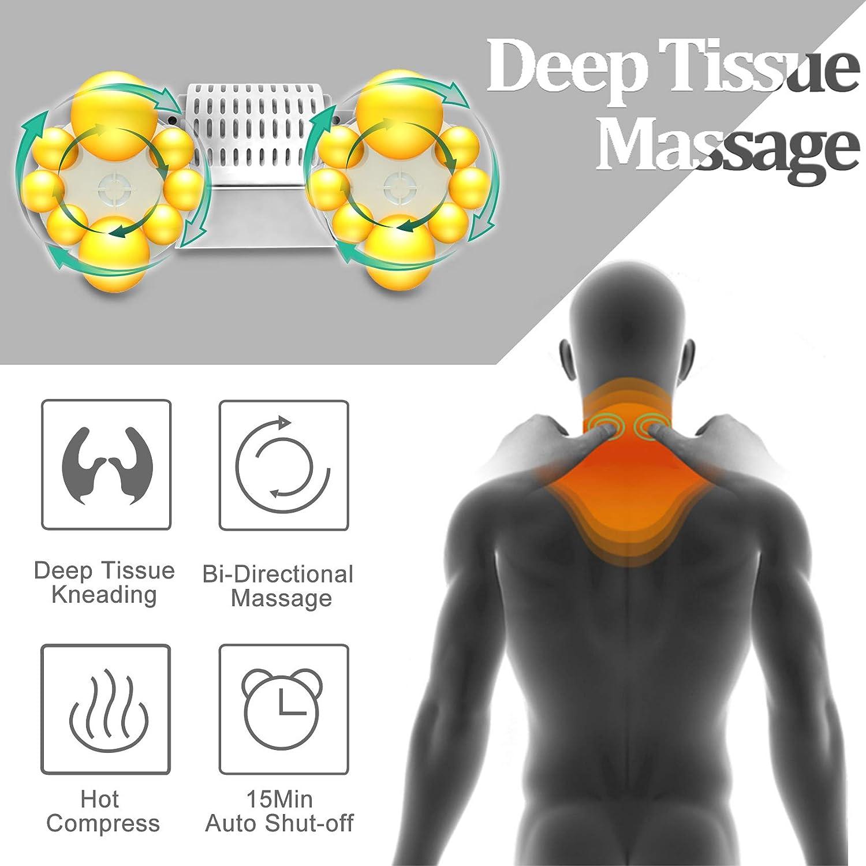 back neck massager