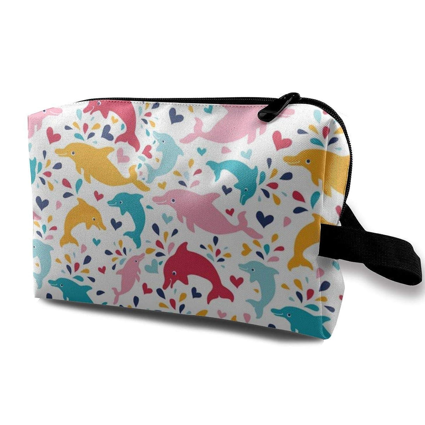 切り離すこの霧化粧ポーチ コンパクトサイズ,Pink_3919のオックスフォードの布の多彩な袋の小型旅行のカルトゥスのピンクのステッチ