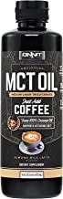 Onnit Emulsified MCT Oil for Keto Coffee   Perfect Keto Creamer - Mixes Easily in Keto Shakes and Foods   Almond Milk Latt...