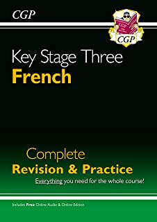 New KS3 French Complete Revision & Practice with Free Online Audio