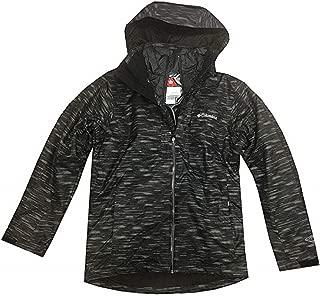 Columbia Mens Nordic Point II Omni-Heat Interchange 3 in 1 Jacket Grey/Black