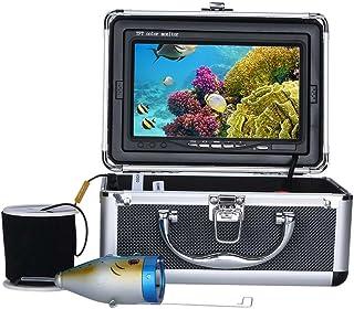 GRXXX Finder de Peces bajo el Agua Cámara bajo el Agua de 7 Pulgadas Pantalla LCD de 7 Pulgadas IP68 A Prueba de Agua 1000...