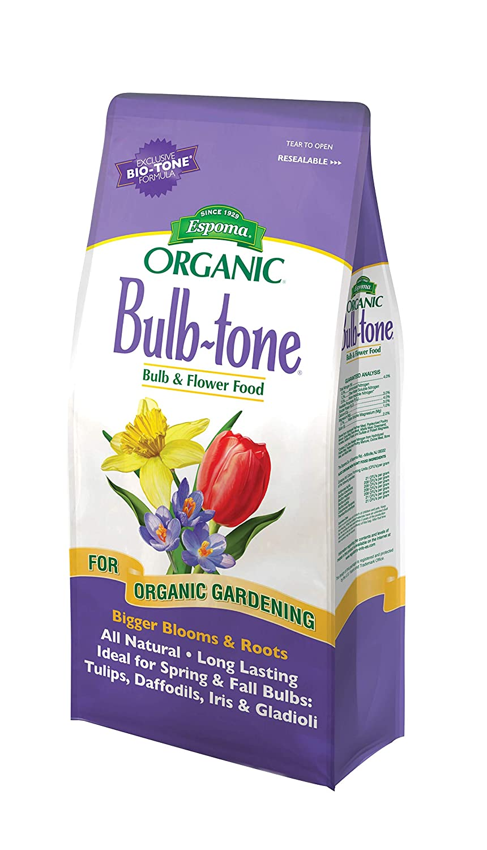 Espoma お得 Bulb-Tone Plant Food 授与 Natural Organic for Al Fertilizer