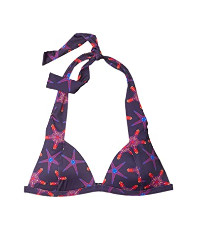 Vilebrequin Loli Starfish Dance Bikini Top (Sapphire) Women