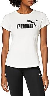 PUMA Essentials D. Maglietta a Maniche Corte Donna