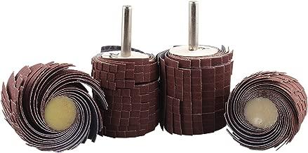BIlinli Outil rotatoire abrasif de Brosse Abrasive de Disque de meule de Polissage de Fibre de Nylon