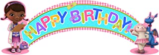 Hallmark Doc McStuffins Birthday Banner (5ft)