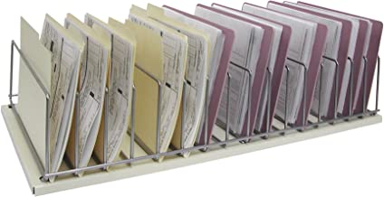 File Table Top Storage Rack by Omnimed
