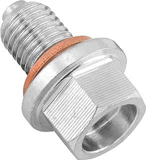 All Years Kawasaki KLR650 Magnetic Oil Drain Plug [Steel]