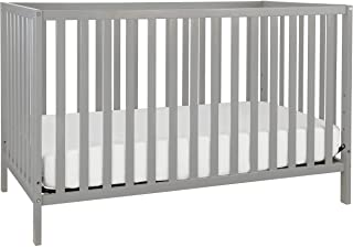 Union 3-in-1 Convertible Crib in Grey, Greenguard Gold Certified