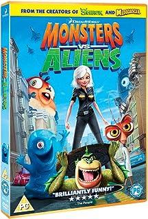 Monsters vs Aliens [DVD]