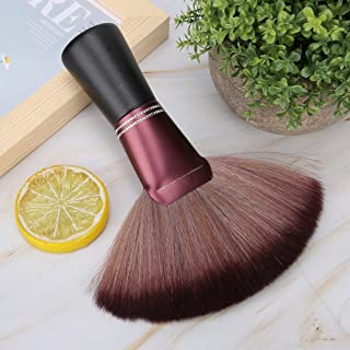 【2021 New Year's Special】Unique Handle Designs Washable Quality ABS Material Thick Long Hair Cutting Brush, Hair Sweep Bru...