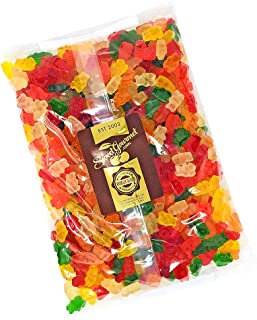 Sugar Free Gummy Bears, 5LBS by Albanese Confectionery