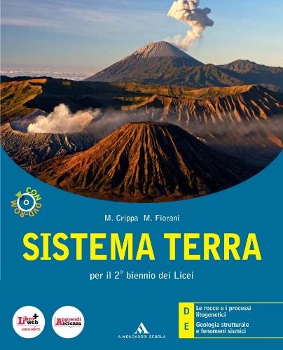 Sistema terra. Vol. D-E. Per i Licei e gli Ist. magistrali. Con CD-ROM. Con espansione online