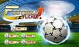 Flick Fußball Freistoß Schuss