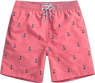 Shorts de baño para Hombre Shorts de Playa Traje de bañode Secado rápido para Vacaciones