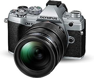 Olympus V207090SE020 OM-D E-M5 Mark III Kamera, Silver