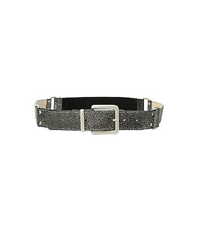 Leatherock Lexi Belt (Silver/Grey) Women