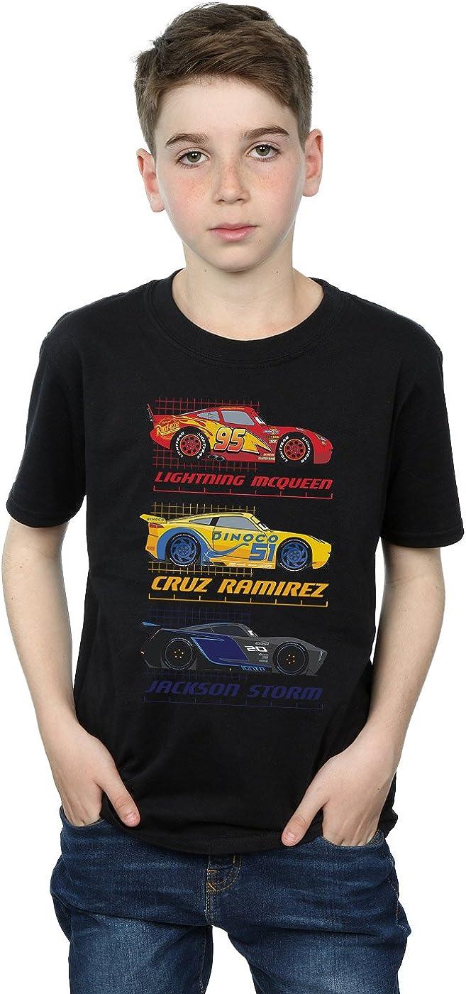 Disney Boys Cars Racer Profile T-Shirt